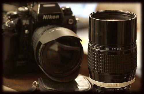 180mm Nikkor f/2.8