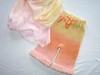 Medium Cropped Pants w. Fold-Down Cuff & Playsilk Set
