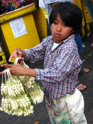 manila sampaguita vendor Pinoy Filipino Pilipino Buhay  people pictures photos life Philippinen  菲律宾  菲律賓  필리핀(공화국) Philippines