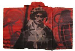 war#1 (s0t) Tags: art stencil war iran canvas sot tabriz