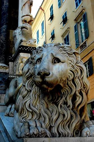 I leoni di san Lorenzo