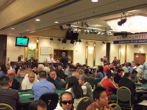 Yellowhead Poker Room