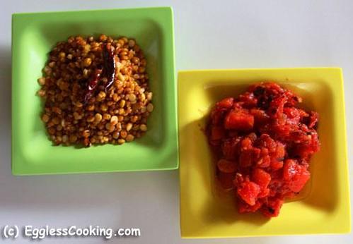 fire roasted tomato chutney ingredients
