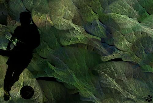 Soccer Leaf