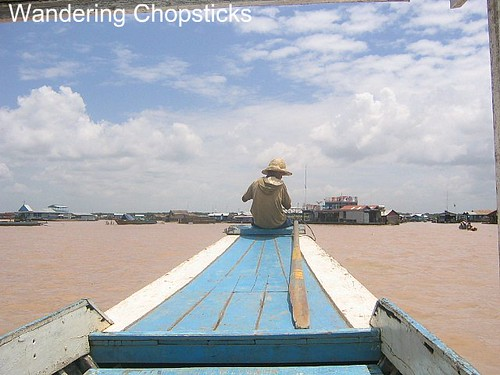Chong Kneas Floating Village 6