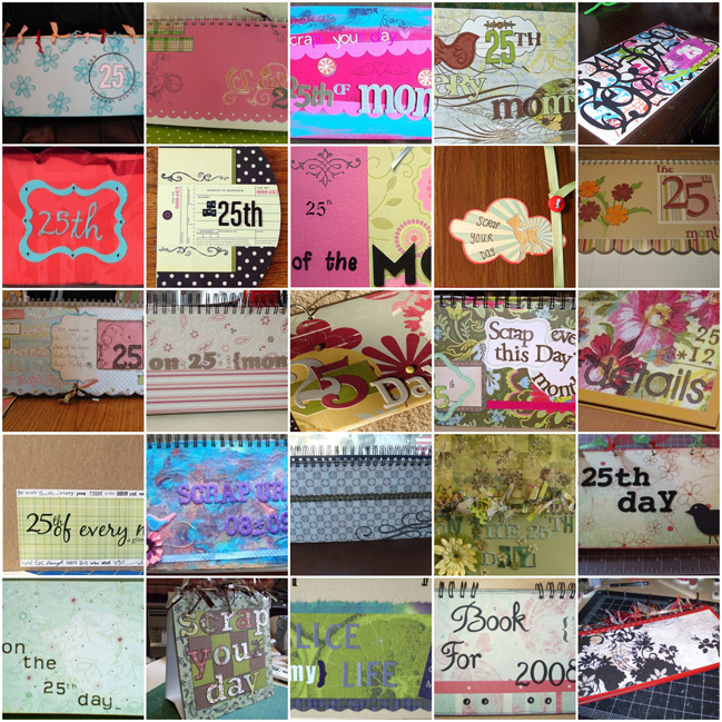 scrapbook album cover ideas