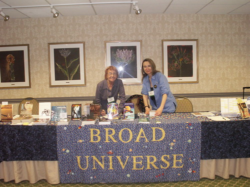Broad Universe Book Table