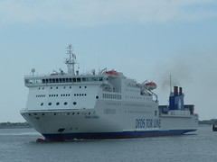 Dana Sirena CHReid 24/May/08-2 [Esbjerg] (chasreid59) Tags: ferry dfds