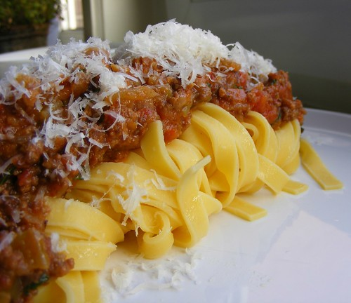 Heston Blumenthal's Spaghetti Bolognese