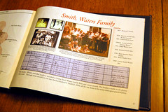 my ancestry press book