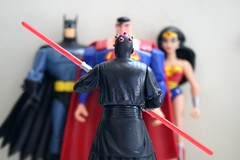 200709 - Darth Maul Vs. Batman, Superman, Wond...