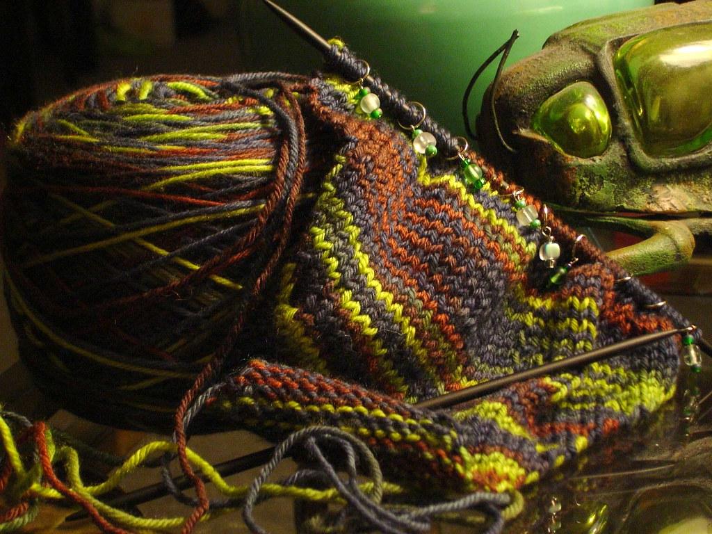 Tess scarf-otis WIP