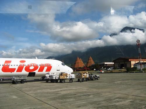 Lion Air at Sentani Airport