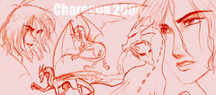 ___Dragon_quick_sketches____by_Charecua