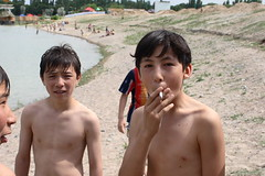 . (al cafone) Tags: kids youth children kid cigarette smoke cancer documentary kinder smoking teen smoker kazakhstan tabak sigaret underage raucher tabacco zigarette fumo sigarette rauchen fumare kippe nikotin taraz lungenkrebs tutun childrensmoking alessandromarchi fumeaza kinderrauchen
