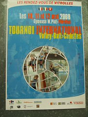 10-12 Maggio 2008 - Torneo di Vitrolles