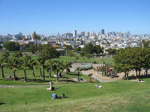 dolores park view