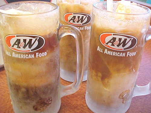 Free Root Beer Float at A&W Today