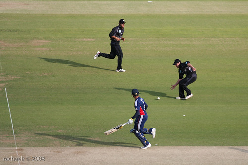 NZ v England ODI June 08