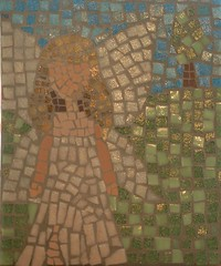Fairy Mosaic closeup