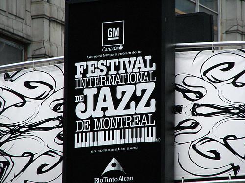 Festival de Jazz de Montreal, Canada