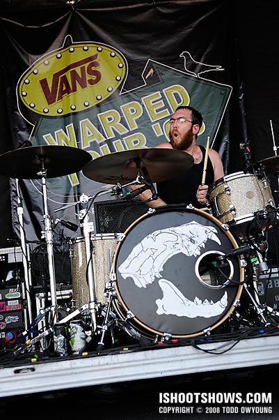 Against Me! @ Warped Tour