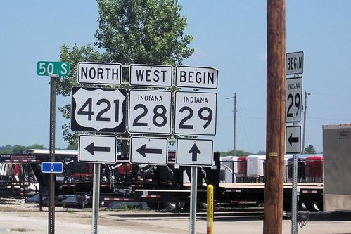 Begin State Road 29