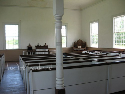 Methodist Church Interior 3