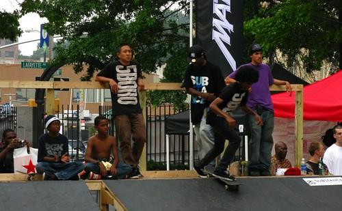Afro Punk Skate Park