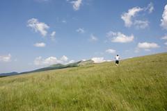 Plateau d'Ambel et Col de la Bataille