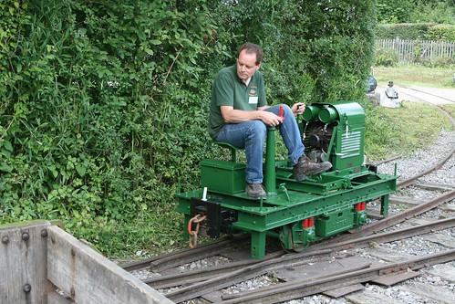Lister rail trucks: tiny