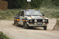 Goodwood festival of speed 2008 Ford escort mk2 rally (richebets) Tags: ford festival colin speed focus stage rally mk2 2008 goodwood mcrae fordescort festivalofspeed escortmk2