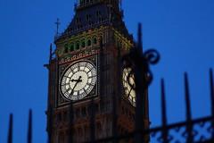 Clock tower (Jaamzp) Tags: slr london tower clock westminster thames canon big ben parliament 450d canon450d tamronaf70300mmf456dildmacro photofaceoffwinner pfogold