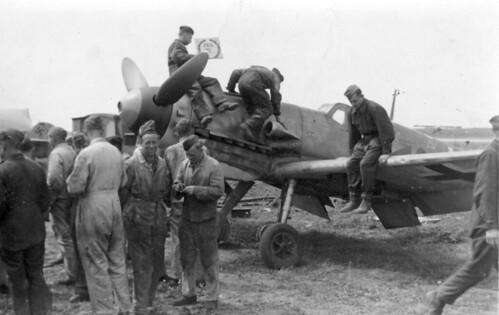 III/JG52 Bf109G