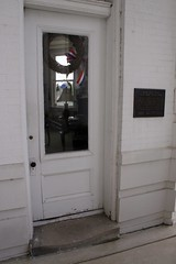 former vernon parish sheriff's office door