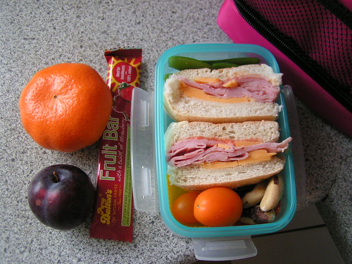 Sassy Lunch 04.08.08