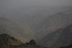 Summit views from Toubkal (14) (Alan Hilditch) Tags: mountains high morocco atlas 2008 marruecos marokko marrocos jebel moroc toubkal  almarib