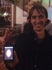 He Is Rich!!! showing off the $999.99 iPhone a...