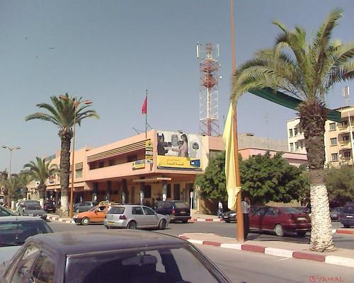 Berkane M.V بركان شارع محمد الخامس