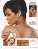 Rihanna's tattoos (Needles and Sins (formerly Needled)) Tags: tattoo tattoos bodyart rhianna