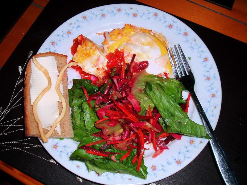 Eggs & Salad