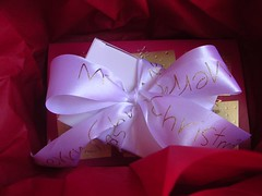 Festive wrapping and packaging