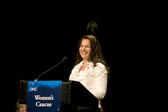 healthcare dnc cancersurvivor thenanny womenscaucus politicalpulse actorfrandrescher webndenver