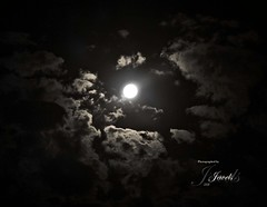 =) (J E W E L S) Tags: shadow sky moon white black love night clouds darkness god romance lightning muslims drama ramadan month  allah  fasting