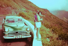1959 - Tantalus Drive (emmdee) Tags: hawaii 1950s pali the