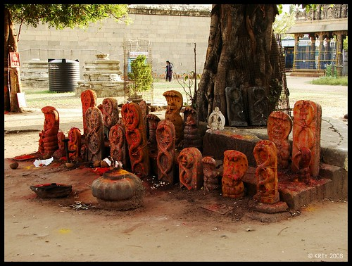 Thiruvotriyur Temple - Nagar's