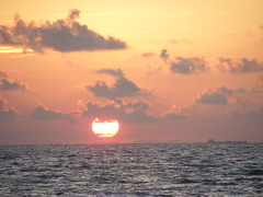 Sunrise in the Gulf - DSCF2073