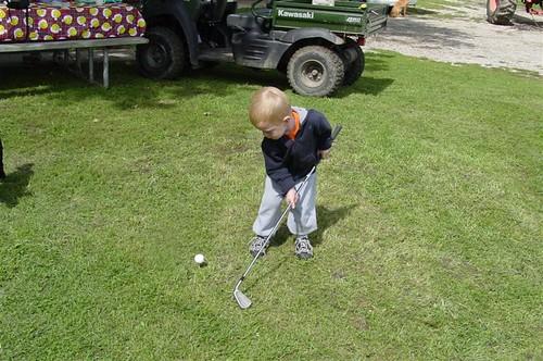 Golfer 092 (Medium)