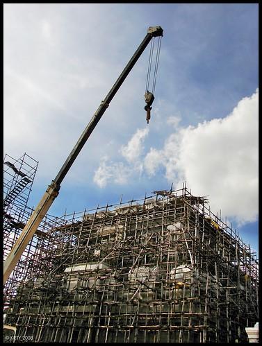 Manimandapam - Under Construction