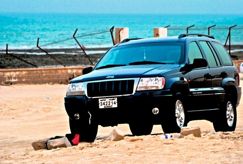 Black Jeep Grand Cherokee 2004. My Jeep Grand Cherokee 2004